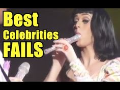 Best Celebrities Fails 2016: Taylor Swift, Katy Perry, Justin Bieber - YouTube