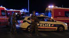 Atentado em Nice deixa pelo menos 77 mortos e 100 feridos - Eric Gaillard / Reuters
