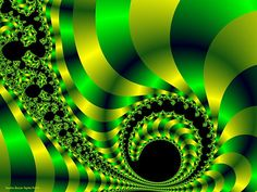 fractal emeralds | Found on redbubble.com