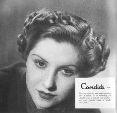 "capelli anni 20 #haircut20 #hairhistory""Candide"" Here is sincerity and understanding"