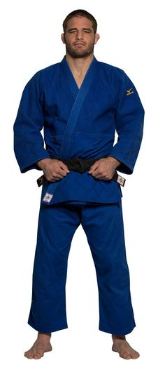 MIZUNO BLUE YUSHO Comp IJF-APPROVED Judo uniform NEW. All Sizes #5127