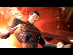 Injustice Gods Among Us Superman vs Green Arrow