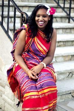 Traditional Somali clothing