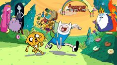 Adventure Time Animated Wallpaper, Images, Pictures