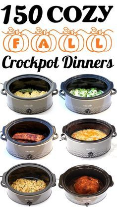 Dinners Easy Fall Recipes Families will LOVE! HUGE list of cozy crock p. Crockpot Dinners Easy Fall Recipes Families will LOVE! HUGE list of cozy crock p., Crockpot Dinners Easy Fall Recipes Families will LOVE! HUGE list of cozy crock p. Fall Crockpot Recipes, Crockpot Dishes, Crock Pot Cooking, Slow Cooker Recipes, Cooking Recipes, Easy Crock Pot Meals, Healthy Dinner Recipes, Dip Crockpot, Crock Pot Recipes