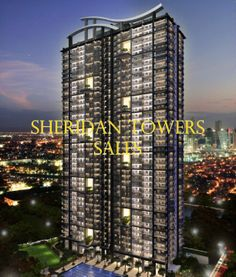 View The List of Condominium Properties in Mandaluyong City, Philippines by DMCI Homes - The First Quadruple A Developer. View Photos and Request For Project Details Here Makati City, High Rise Building, Building Facade, Condos For Sale, Condominium, Car Parking, Towers, View Photos, Philippines