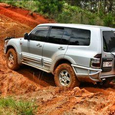 Mitsubishi Shogun, Mitsubishi Pajero, Pajero Off Road, Ford Maverick, Offroad, 4x4, Trucks, Projects, Travel