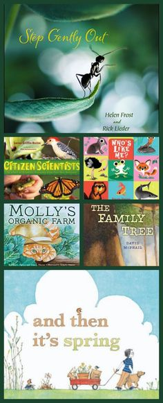 Beautiful Earth Day Books