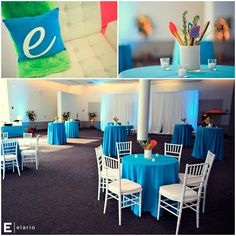 Cocktail Party for Adults, Emily's Bat Mitzvah- mazelmoments.com