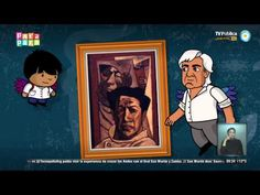 Zamba - Excursión al Museo de Bellas Artes: Oswaldo Guayasamín - YouTube Elementary Spanish, Spanish Class, Teaching Spanish, Max And Ruby, Spanish Humor, Diego Rivera, Spanish Artists, Little Learners, Educational Activities