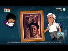 Zamba - Excursión al Museo de Bellas Artes: Oswaldo Guayasamín - YouTube