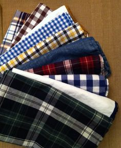 Nice pocket squares, and cheap too!
