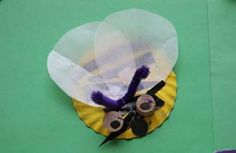 kids crafts bees this would go great in my sister's class!!