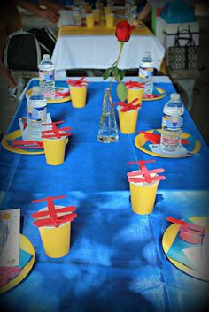 Little Prince (Exupery), Petit Prince Birthday Party Ideas | Photo 1 of 16 | Catch My Party