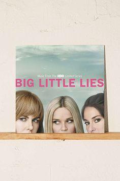 Slide View: 1: Various Artists - Big Little Lies Soundtrack 2XLP