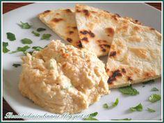 Hummus con pita, cucina Greca - http://www.toscananews.net/home/hummus-con-pita-cucina-greca/