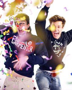 Aaron & Cameron