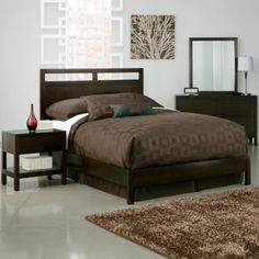 The Linear bedroom collection is in a league of its own with minimalist and modern lines that create a unique and appealing look and feel.
