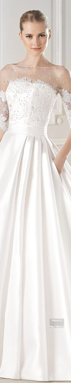lasposa BARCELONA 2015 Wedding DRESS Collection