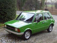 Innocenti Bertone 120 verte 1978