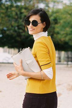 Vanessa Jackman - Paris Fashion Week S/S 12 - Hanneli Mustaparta