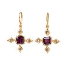 St Etienne Earrings