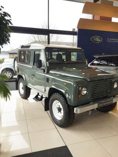8798ad65cf Landrover Defender 90 2015 special edition (006). Only available from  Rippon Landrover.