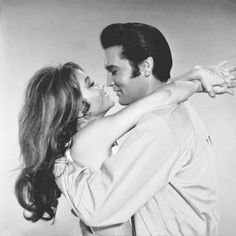 Original picture with Michele Carey....