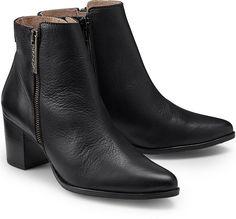SIXTYSEVEN black heeled boots