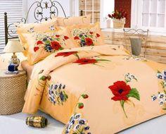 Льняное детское постельное белье