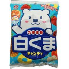 Shirokuma Candy Polar Bare Candy