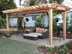 DIY experts strive to create gardens of zen and retreats for relaxation. Sit back and enjoy these ultimate outdoor sanctuaries.