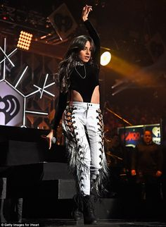 'Unfortunately, sex sells': Camila Cabello said she felt uncomfortable when people tried t...