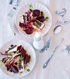 Rote-Bete-Salat mit Sauerkirsch-Vinaigrette - Rezepte - [LIVING AT HOME]