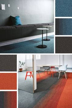 Whether you are looking for a clean seamless look, or something more dynamic, our Employ Collection is versatile enough to fit all design options and budgets. Employ Loop and Lines are carbon neutral through our Carbon Neutral Floors™ programme. Carbon Neutral, Patterned Carpet, Carpet Tiles, All Design, Carpets, Pattern Design, Colour, Fit, Blue