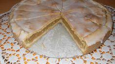 Gedeckter Apfelkuchen aus der Kategorie Apfelkuchen
