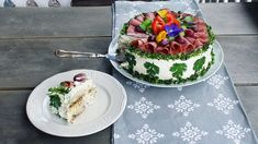 Sandwich Cake, Sandwiches, Easy Entertaining, Pesto, Acai Bowl, Curry, Cupcakes, Baking, Breakfast