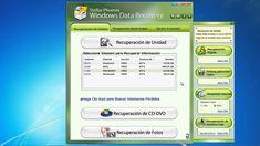 Quieres aber cómo recuperar archivos? Hard drive data recovery es fácil con el mejor programa para recuperar archivos. Recupere los archivos borrados, recupere archivos despues de formatear, recupere su papelera de reciclaje, y más. Haga clic en el link mas abajo y empieza: