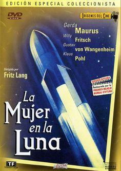 La mujer en la luna/ Frau im Mond (1929) Alemania. Dir: Fritz Lang. Ciencia ficción - DVD CINE 307