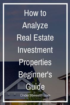 Learn how to invest in real estate with this beginners guide. Real Estate Rentals, Real Estate Buyers, Real Estate Humor, Real Estate Tips, Real Estate Investor, Real Estate Marketing, Investment Property, Rental Property, Income Property