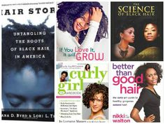 5 Hair Care Books That Should Be On Your Book Shelf Now  Read the article here - http://www.blackhairinformation.com/hair-care-2/5-hair-care-books-book-shelf-now/