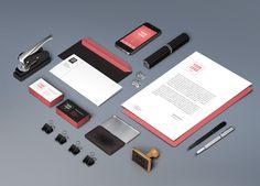 Branding / Identity PSD MockUp Vol.6 | GraphicBurger