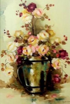 jeanette dykman artist - Google Search Glass Vase, Creativity, Google Search, Artist, Home Decor, Decoration Home, Room Decor, Artists, Home Interior Design