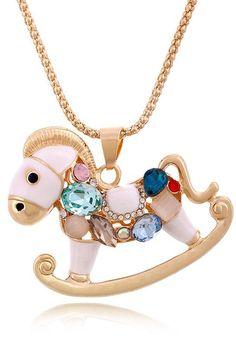 #fashion jewelry,  #cute jewelry  #horse jewelry
