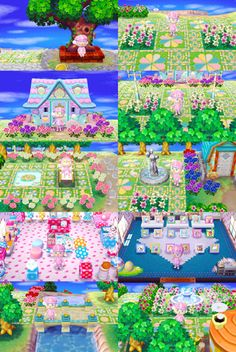 FAVE ---- I visited the extremely beautiful town of さにれに earlier today and I have fallen in love! The entire town is laid out in such a pretty and cute way! DREAM ADDRESS: 3400 - 0431 - 3656