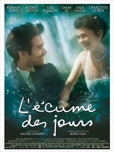 "L'écume des jours or ""Mood Indigo"" by Michel Gondry."