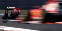 Ferrari at Russian GP