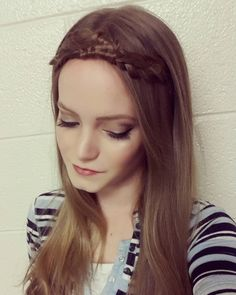 """52 Likes, 2 Comments - Willow and Heather (@thebraidedsisters) on Instagram: """"Took some inspiration from @kayleymelissa 's YouTube videos and did this fun boho headband braid!…"""""""