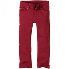 Jeans aus Bio-Baumwolle.