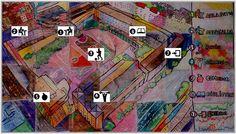Página del Proyecto Mapa de Ruidos con RA. Para medir la contaminación acustica en el cole con Realidad aumentada. Un proyecto muy interesante